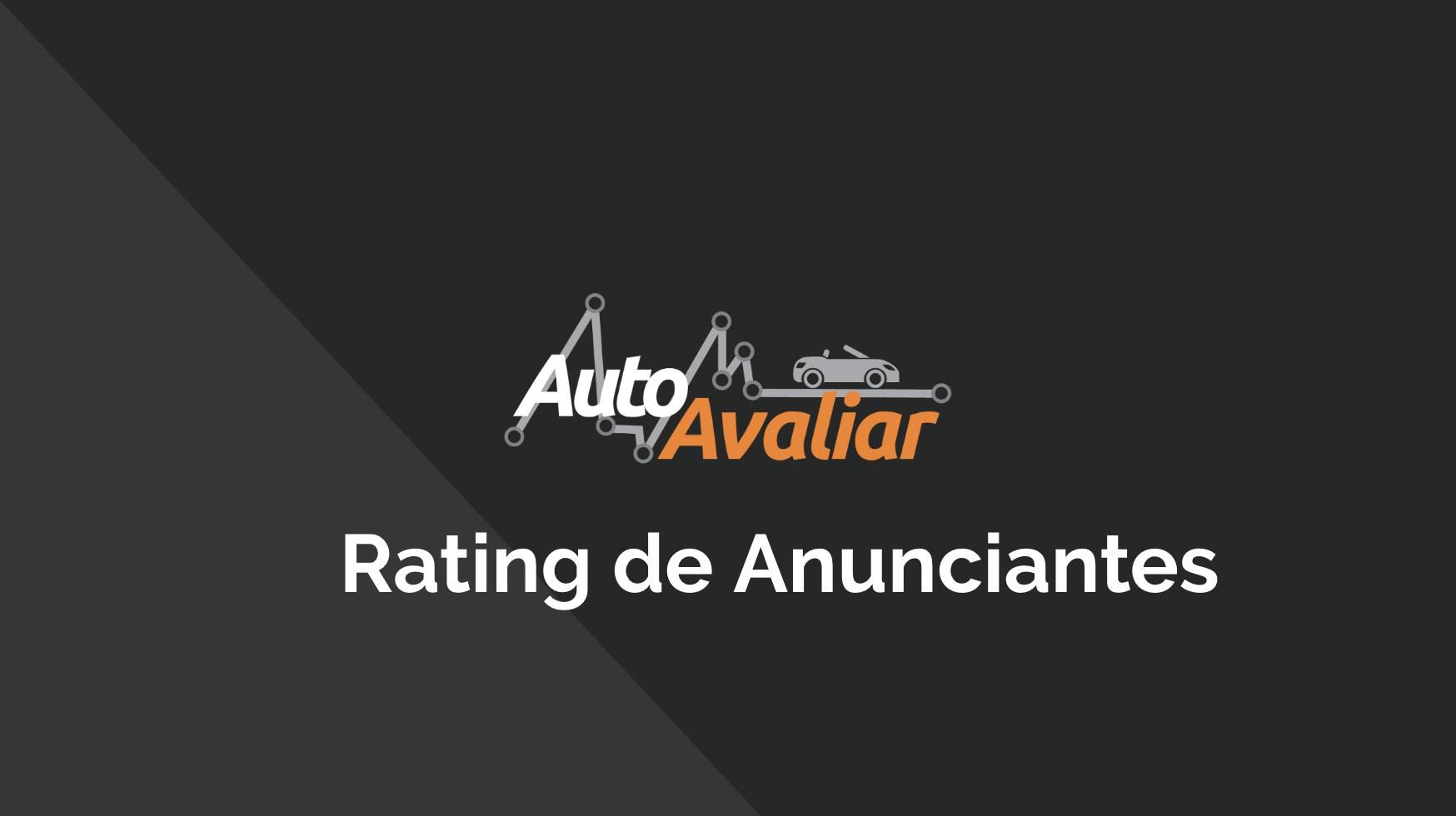 Release: Rating de Anunciantes