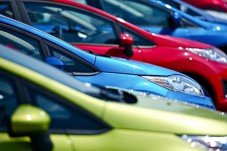 Cores de carros: elas influenciam no valor? Entenda!